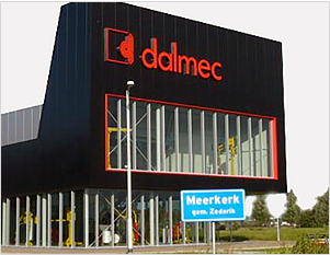 Промышленные манипуляторы Dalmec